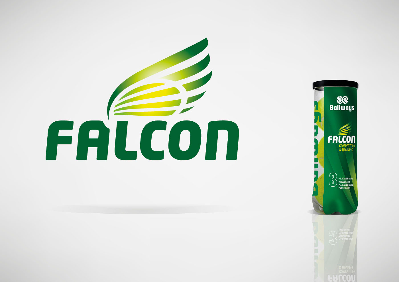 Falcon: diseño de marca y packaging-Ivan Diez