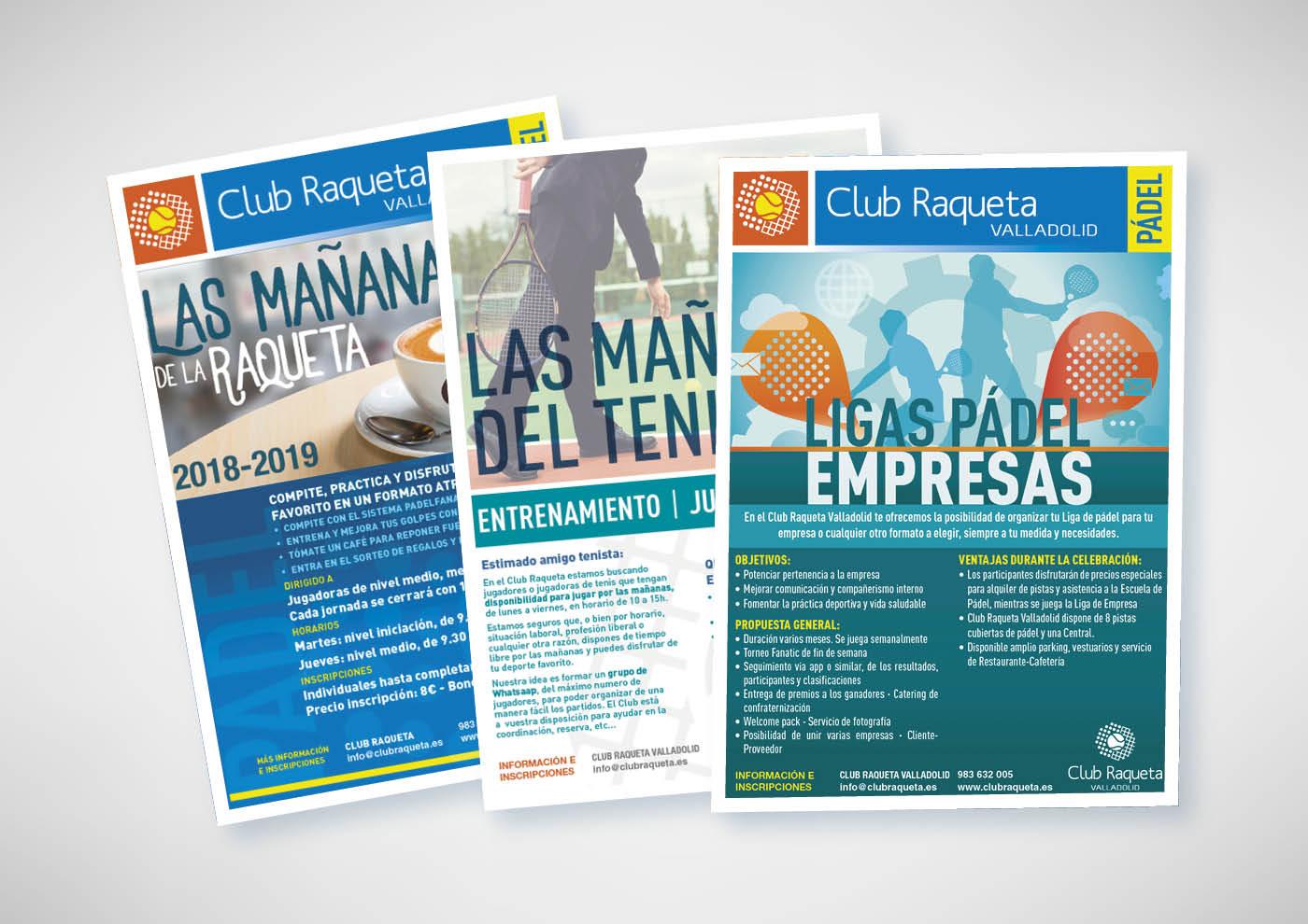 Club Raqueta Valladolid - 5º aniversario - Ivan Diez