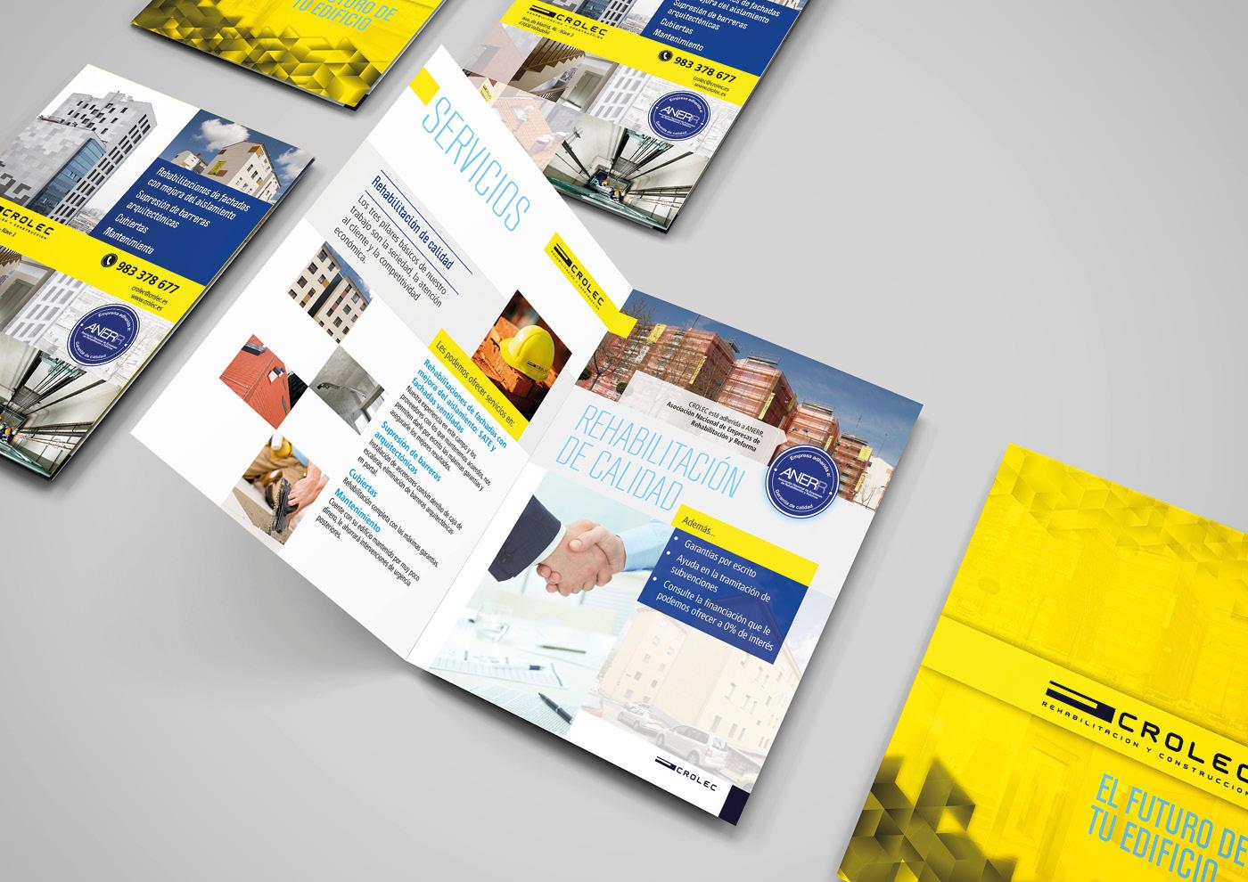 Crolec - Catálogo rehabilitación y construcción - Ivan Diez