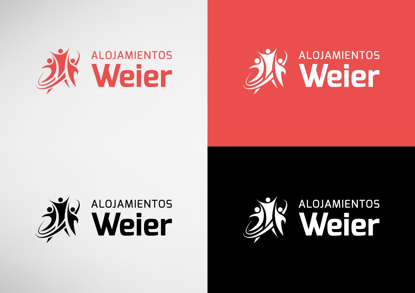 Grupo Lofrivall - Alojamientos Weier - logo - Ivan Diez