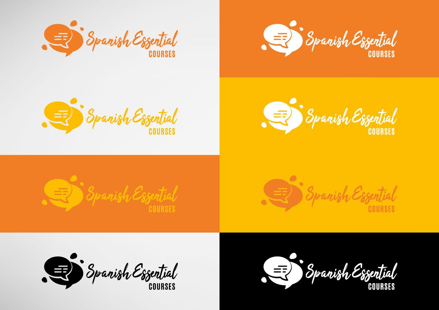 Spanish Essential - Imagen corporativa - Ivan Diez